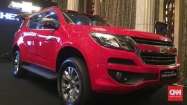 Tiga Jagoan Baru Chevrolet Indonesia di Tahun Ayam Api