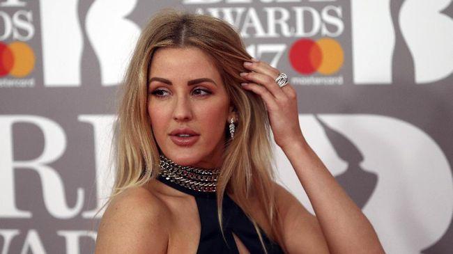 Ellie Goulding Akui Sedang Garap Album Baru