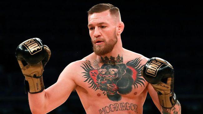 Jadwal McGregor vs Cerrone di UFC 246