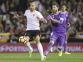 Real Madrid Takluk 1-2 dari Valencia