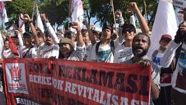Reklamasi Teluk Benoa Disetop Berkat Penolakan Warga Bali