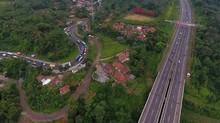 Rekayasa Lalin di KM 118 Tol Cipularang Mulai Diberlakukan