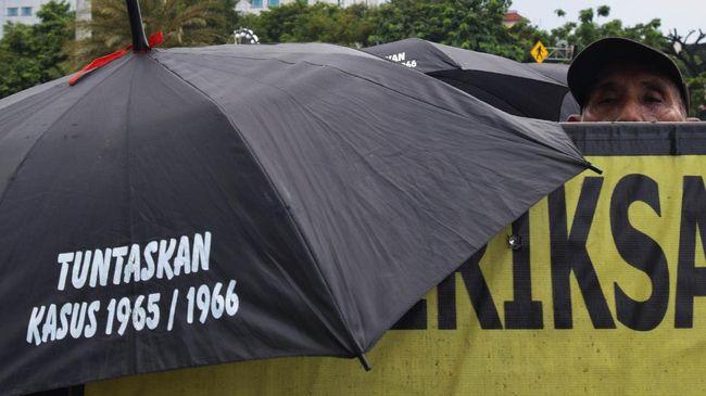 Resistensi TNI Dinilai Halangi Penuntasan Kasus HAM Masa Lalu