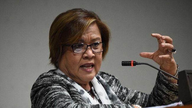 Filipina Rilis Surat Perintah Penangkapan Pengkritik Duterte