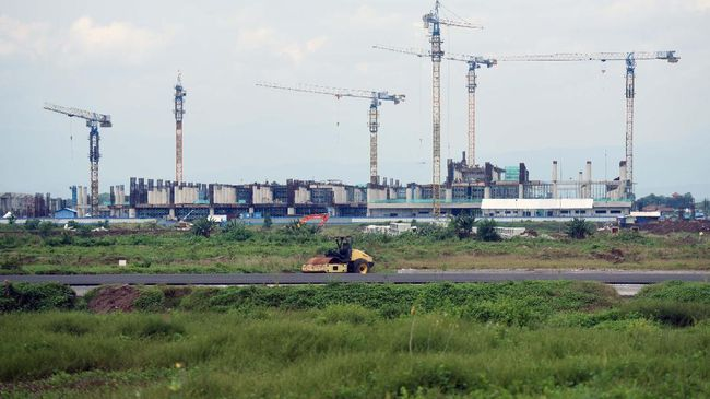Kereta Cepat Jakarta-Bandung Terintegrasi Bandara Kertajati