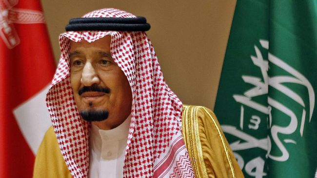 Raja Salman Kecam Militer Saudi yang Tembaki Pangkalan AS