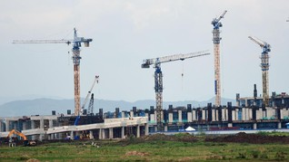 Menhub Sebut Tiga Opsi Lokasi Bandara Baru di Sukabumi