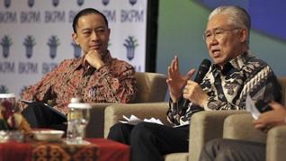 Indonesia Incar Puluhan Miliar Dollar Dari China Lewat OBOR