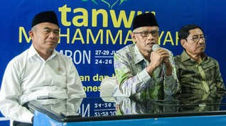 Muhammadiyah Ingatkan Nadiem untuk Kaji Ujian Nasional