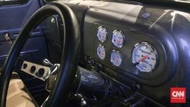 <i>Supercar</i> Lawas Mampu Menembus Kecepatan 483 Km per Jam