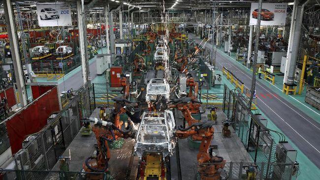 Industri Otomotif India Lesu 10 Bulan Berturut-turut