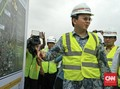 Ahok Berencana Bangun Apartemen Bersubsidi di Depo LRT
