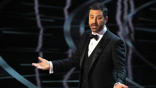 Jimmy Kimmel Undang PNS AS Kerja di Acara TV