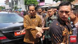 Ambon Berlari Mengejar Jokowi