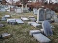 Pemakaman Yahudi di Denmark Jadi Korban Vandalisme