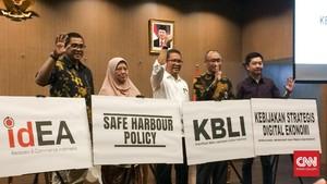 Kominfo Satukan Aturan Safe Harbour Policy dan Konten Ilegal
