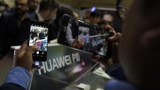 Nasib Ponsel Huawei di Jakarta di Tengah Tensi AS-China