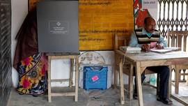 India Gelar Pemilu Hari Ini, Narendra Modi Bersaing Lagi