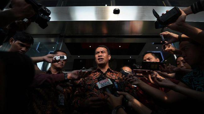 Gerindra Klaim Kursi Mentan, Amran Sebut Jokowi Kontrol Penuh