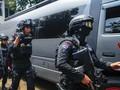 Polisi Geledah Rumah Terduga Teroris di Sukabumi