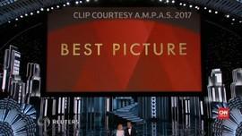 Kaget dan Malu pada Panggung Film Terbaik Oscar