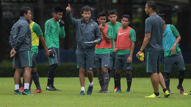 Menpora Berharap Milla Bawa Timnas Indonesia Kejutkan Asia