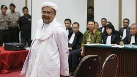 Rizieq Shihab Imbau Umat Islam Waspada DPT Digunakan WNA