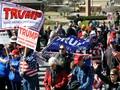 Tandingi Protes Anti-Trump, Pendukung Presiden Turun ke Jalan