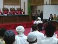 Pertemuan Rizieq Shihab dan Ahok di Sidang ke-12