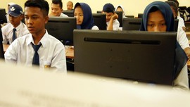 Laporan Kecurangan UNBK SMP Disebut Naik, Jatim Tertinggi