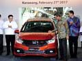 Brio dan Mobilio Tingkatkan Penjualan Honda di Mei 2017