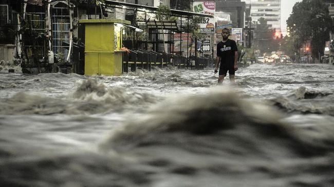 Tanggul Jebol, Kawasan Arcamanik sampai Ujungberung Banjir
