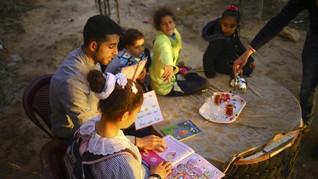 Bantuan Qatar Masuk Palestina, PNS Gaza Akhirnya Gajian