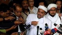 Rizieq Minta Prabowo Tak Bertemu Pihak yang Curang Pemilu
