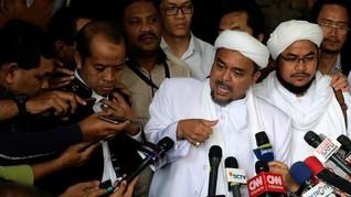 KBRI Akan Bantu Rizieq Jika Tersangkut Kasus Hukum di Saudi