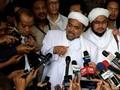 Sempat Ditahan Aparat Saudi, Rizieq Bebas dengan Jaminan
