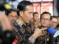 Jokowi Lepas Pengiriman Bantuan untuk Pengungsi Rohingya