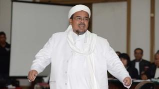 Dubes Saudi: Rizieq Bukan Sosok Menakutkan