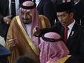 Jokowi Minta Raja Salman Lindungi TKI di Arab Saudi