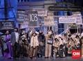 Sindiran 'Asin' Teater Koma Pada Hukum & Kekuasaan Hari Ini