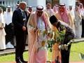 Pohon Ulin Jadi Simbol Hubungan Indonesia dan Arab Saudi