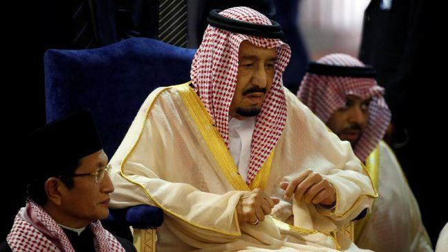 Raja Salman Disebut Menjauh dari Putra Mahkotanya