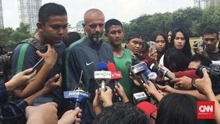 Eduardo Perez Mundur dari Kursi Pelatih PSS Sleman