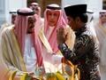 Istana Sebut Tak Semua Cendera Mata Raja Salman Gratifikasi