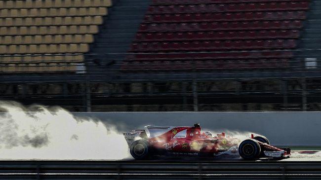 Kejutan dari Penampilan Ferrari Jelang Musim 2017