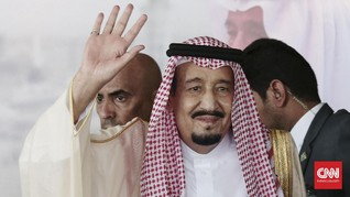 Raja Salman Undang 1.000 Keluarga Martir Palestina Naik Haji