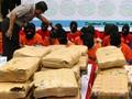 Polisi Tangkap Sindikat 1,4 Ton Ganja Ditimbun di Ikan Asin