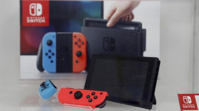 Nintendo Pindahkan Produksi Konsol Gim 'Switch' dari China