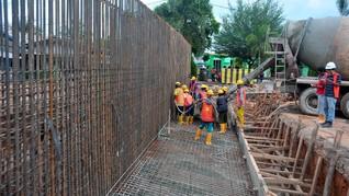 Menhub Minta Pembangunan LRT Palembang Dipercepat