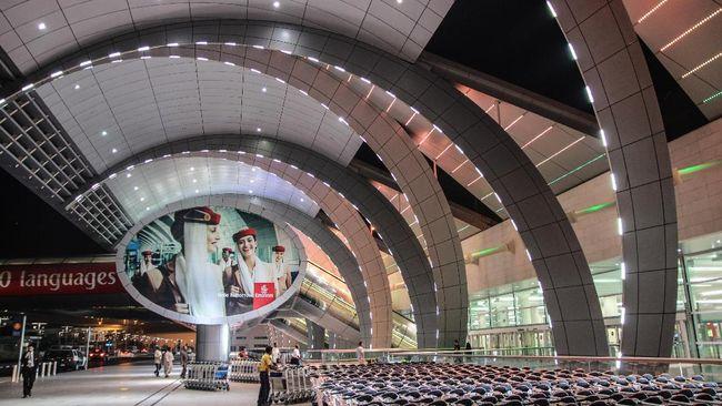 Bandara Dubai Menolak Masuk Koper yang Menggelembung